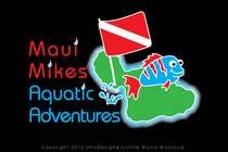 Graphic Design Inscrição do Concurso Nº95 para Logo Design for Maui Mikes Aquatic Adventures