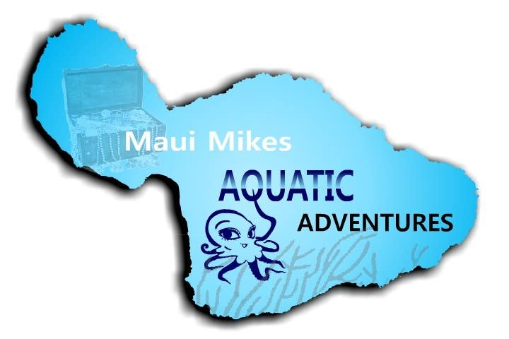 Konkurrenceindlæg #53 for Logo Design for Maui Mikes Aquatic Adventures