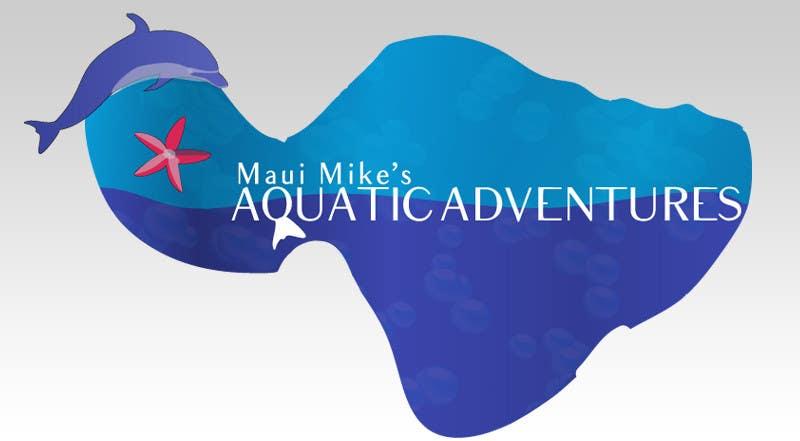 Konkurrenceindlæg #114 for Logo Design for Maui Mikes Aquatic Adventures