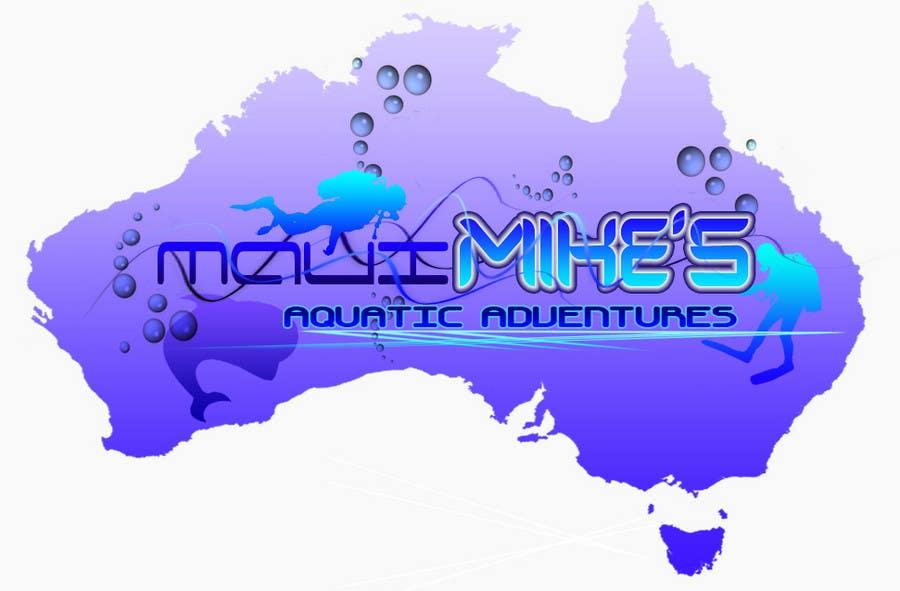 Inscrição nº 163 do Concurso para Logo Design for Maui Mikes Aquatic Adventures
