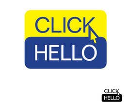 """#57 cho Design a Logo for """"Click Hello"""" bởi mahannan24"""