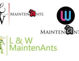 Sj2021 tarafından Design a Logo for L & W MaintenAnts için no 33