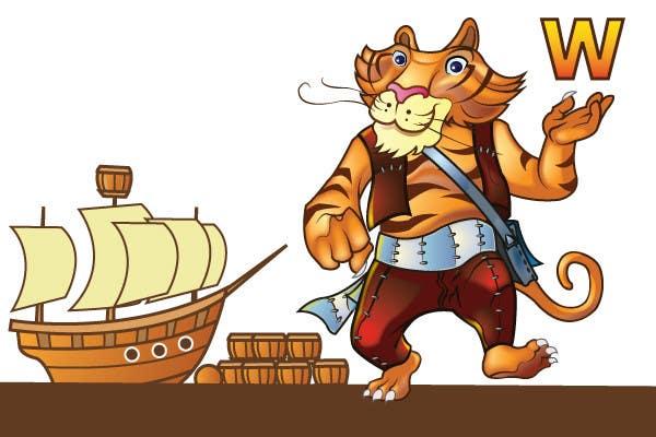 Konkurrenceindlæg #6 for WATYAGOT !  Iconic Character