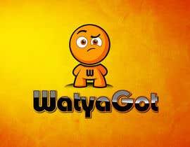 Nro 59 kilpailuun WATYAGOT !  Iconic Character käyttäjältä Bert671
