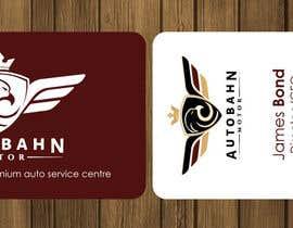 Nro 115 kilpailuun Business card for prestige car showroom using existing Logo käyttäjältä petersamajay