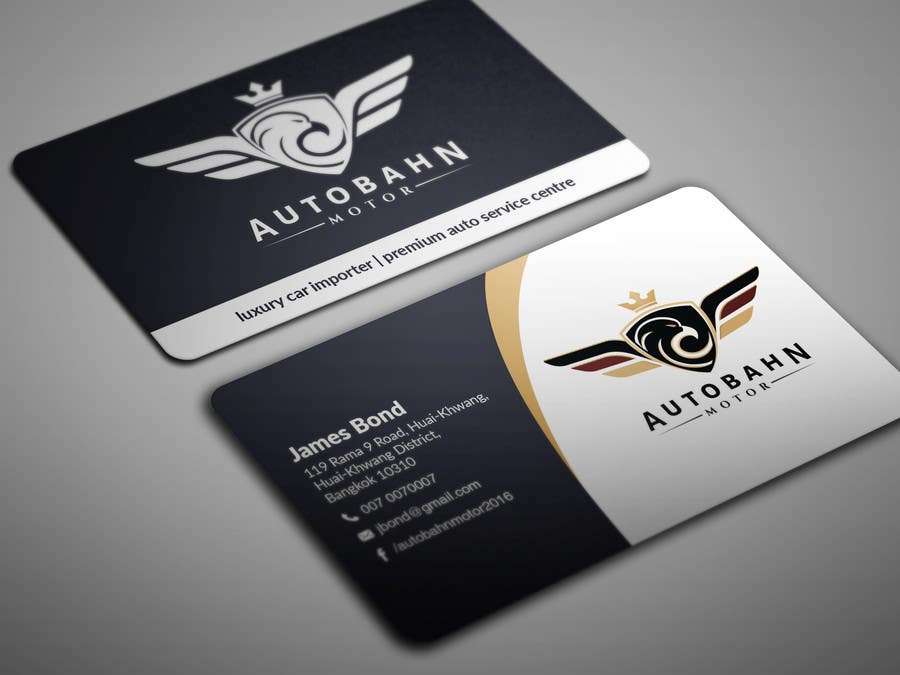 Entry 25 by bikashbapon for business card for prestige car showroom contest entry 25 for business card for prestige car showroom using existing logo reheart Image collections
