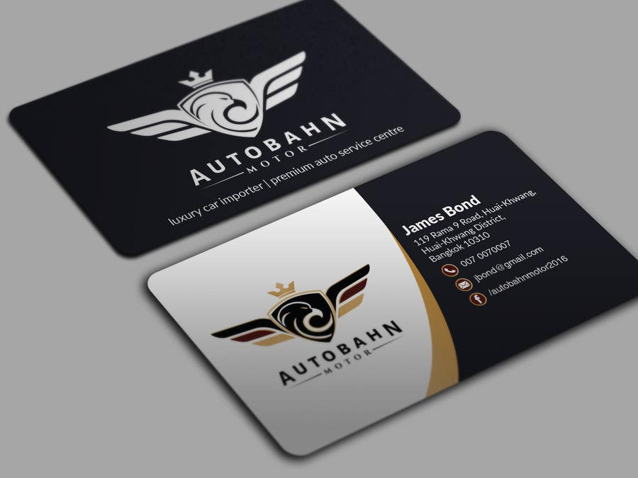 Entry 66 by bikashbapon for business card for prestige car showroom contest entry 66 for business card for prestige car showroom using existing logo reheart Image collections
