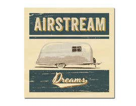 #320 untuk Logo Design for Airstream Dreams oleh GlenTimms