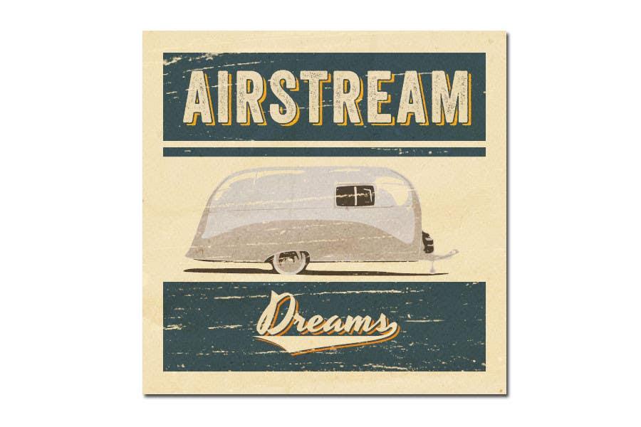 Contest Entry #                                        330                                      for                                         Logo Design for Airstream Dreams