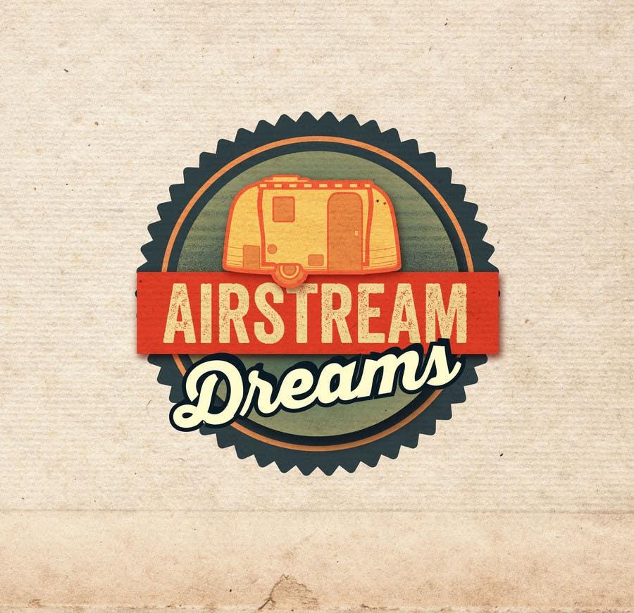 Penyertaan Peraduan #                                        243                                      untuk                                         Logo Design for Airstream Dreams