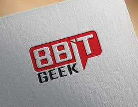 #90 for 8bit Geek Logo Redesign af bhaveshdobariya5