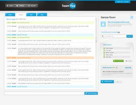 #4 for Website Design for online team chat by liviug