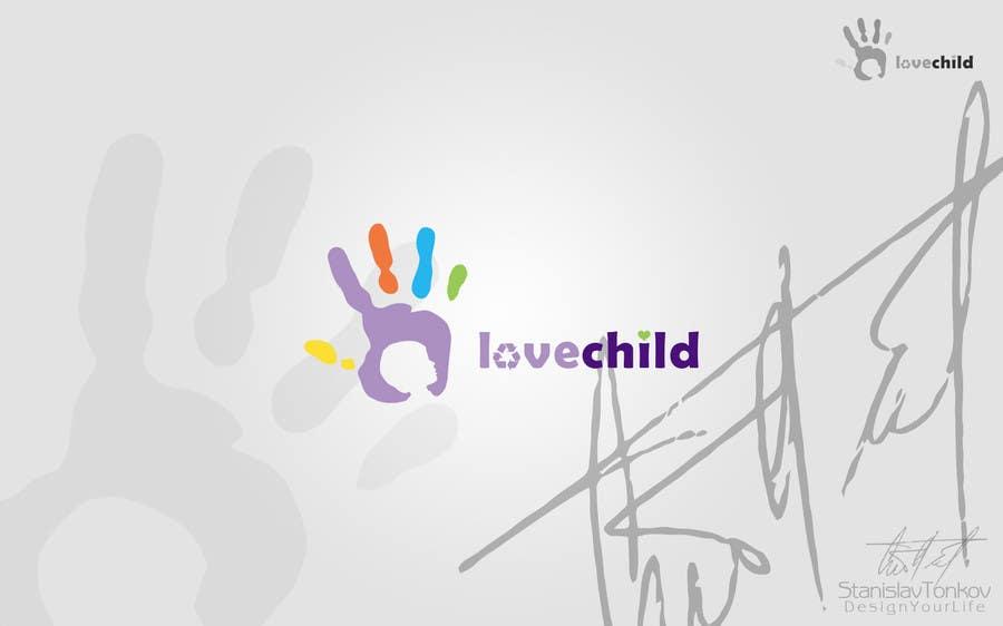 Bài tham dự cuộc thi #49 cho Logo Design for 'lovechild'