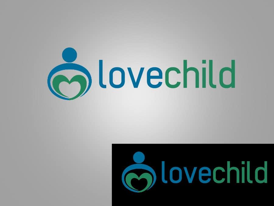 Bài tham dự cuộc thi #60 cho Logo Design for 'lovechild'