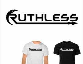 #204 untuk Design a Logo for Ruthless oleh theocracy7
