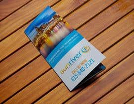 nº 7 pour Design a trifold brochure for my IT services company par stylishwork