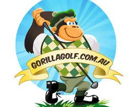#13 для Logo Design for www.gorillagolf.com.au от AvatarFactory