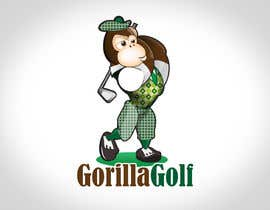 #18 for Logo Design for www.gorillagolf.com.au by markomavric