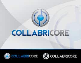 #141 pentru Logo Design for Collabricore - IT strategy consulting services company de către foxxed