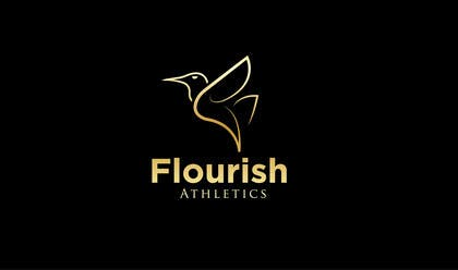 Image of                             Logo | Flourish Athletics | Gym ...