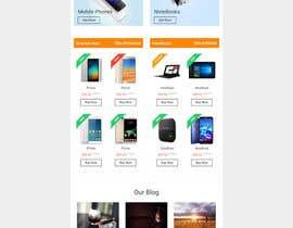 newsletter html template e commerce oriented freelancer