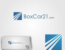#47 для Logo Design for BoxCar21.com от syednaveedshah