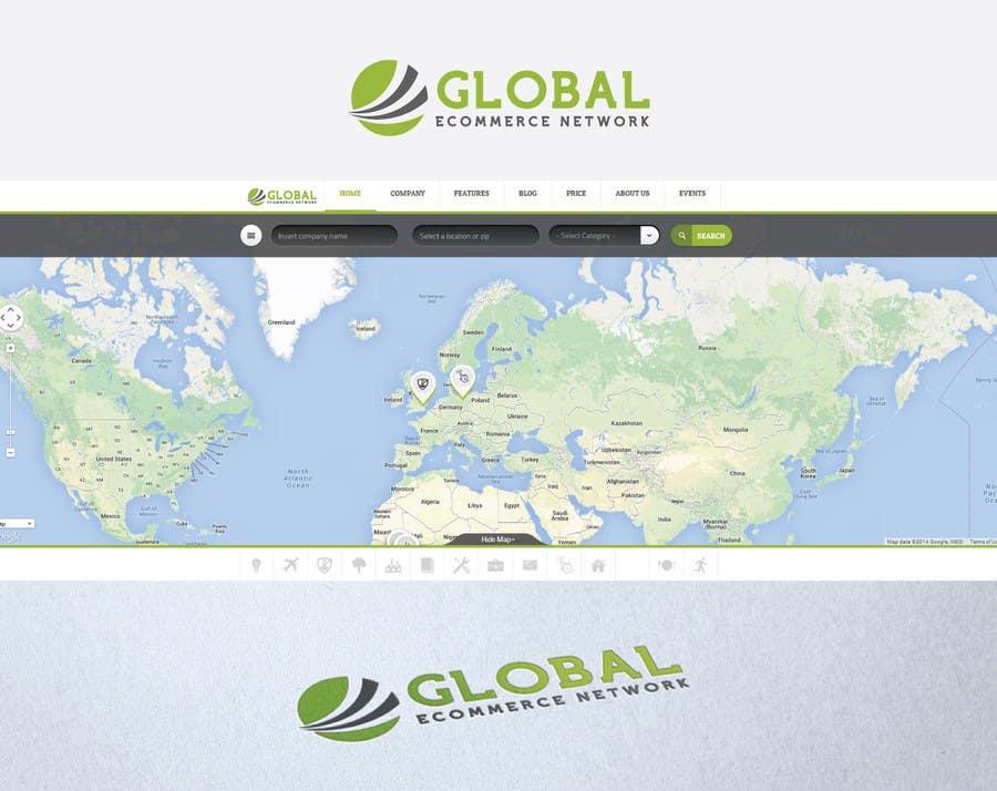 Penyertaan Peraduan #                                        24                                      untuk                                         Design a Logo for my web business
