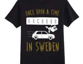 #11 untuk Design a T-Shirt for Once upon a time in Sweden oleh fherlambang