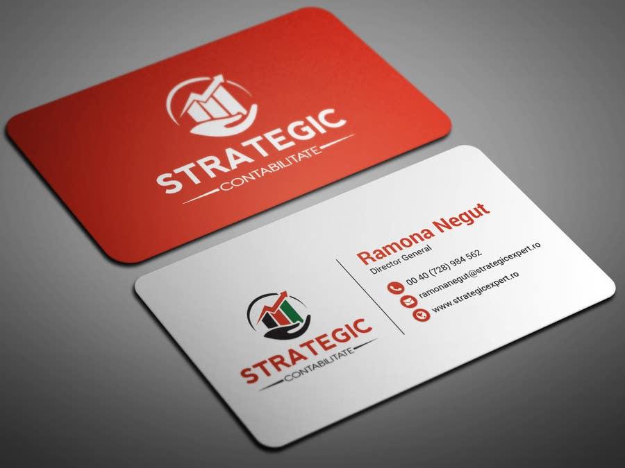 Entry #8 by smartghart for Visit card model and letterhead | Freelancer