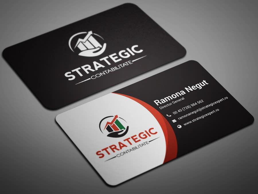 Entry #13 by smartghart for Visit card model and letterhead | Freelancer