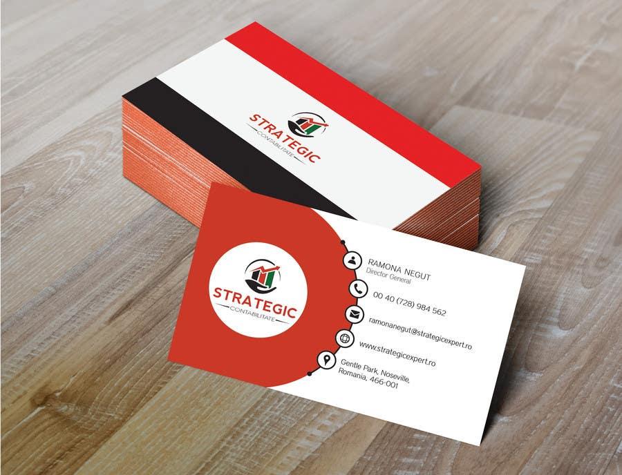 Entry #30 by webenliven for Visit card model and letterhead | Freelancer
