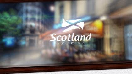 Nro 136 kilpailuun Design a Logo for Scotland Tourism käyttäjältä Maaz1121