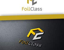 #624 untuk Logo Design for FoilClass - High-end/luxury oleh vhegz218