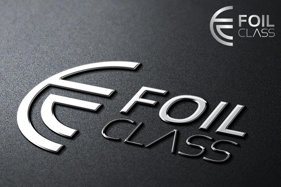 Конкурсная заявка №383 для Logo Design for FoilClass - High-end/luxury