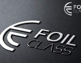 #383 untuk Logo Design for FoilClass - High-end/luxury oleh ipanfreelance