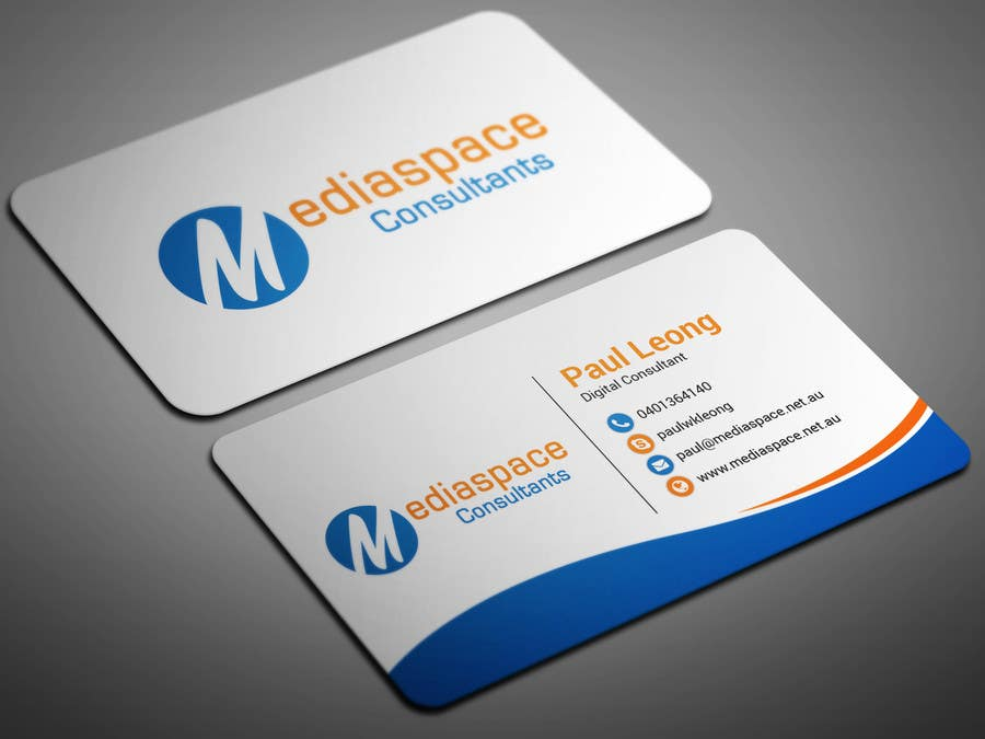 Entry #5 by smartghart for Business Card Design For Web Design & SEO ...