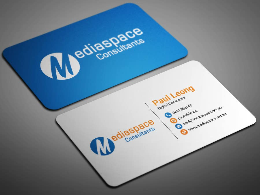 Entry #11 by smartghart for Business Card Design For Web Design ...