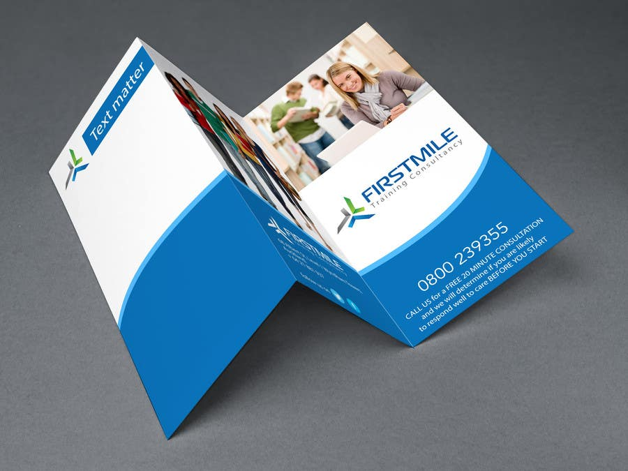 entry 11 by stylishwork for design templates for a brochure
