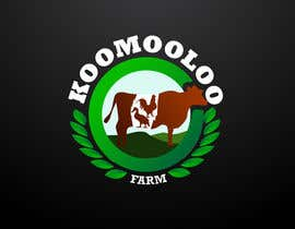 #8 para Logo Design for Koomooloo farm por praxlab