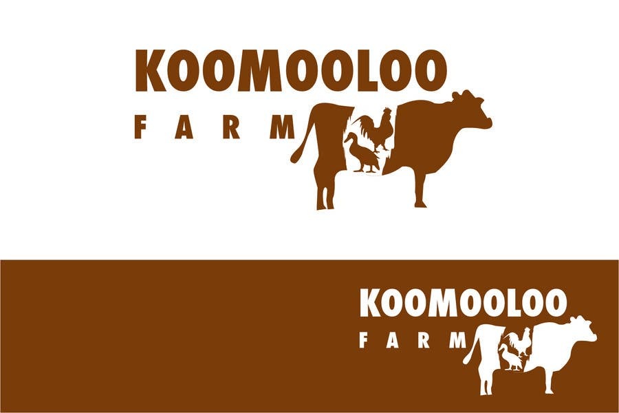 Конкурсная заявка №66 для Logo Design for Koomooloo farm