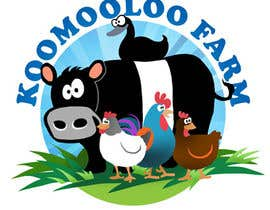 #25 para Logo Design for Koomooloo farm por AvatarFactory