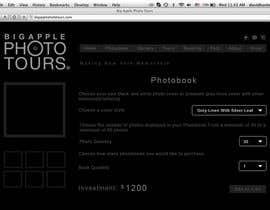 nº 13 pour Design a Webpage Mockup with Photoshop CS6. par AlecGartside