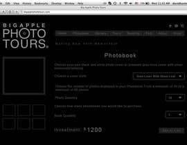 nº 16 pour Design a Webpage Mockup with Photoshop CS6. par AlecGartside