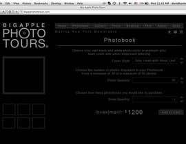 nº 12 pour Design a Webpage Mockup with Photoshop CS6. par DeathCamel57