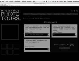 nº 11 pour Design a Webpage Mockup with Photoshop CS6. par vw8162186vw
