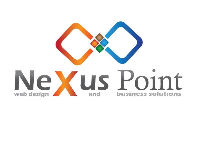 Kilpailutyö #                                        77                                      kilpailussa                                         Logo Design for Nexus Point Ltd