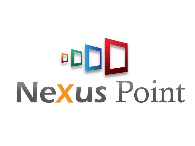 Kilpailutyö #                                        108                                      kilpailussa                                         Logo Design for Nexus Point Ltd