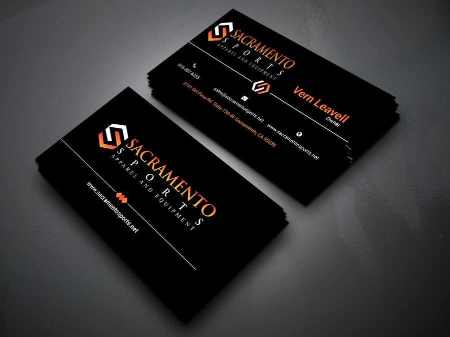 Entry #17 by atikace for Design Some Awesome Business Cards   Freelancer