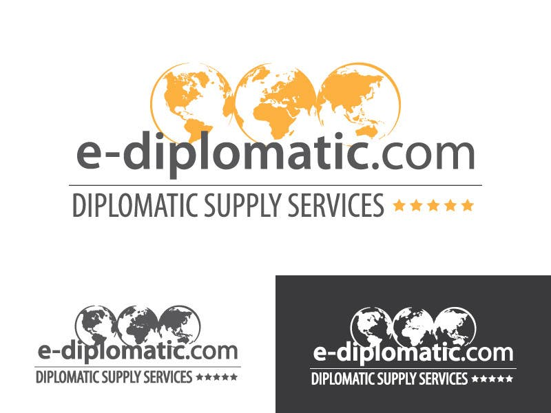 Contest Entry #                                        25                                      for                                         Logo Design for online duty free diplomatic shop