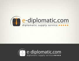 #266 for Logo Design for online duty free diplomatic shop by palelod